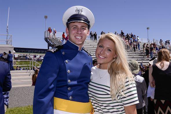 Air Force Academy Graduate