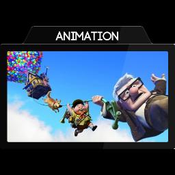 Animation Movie Folder Icons