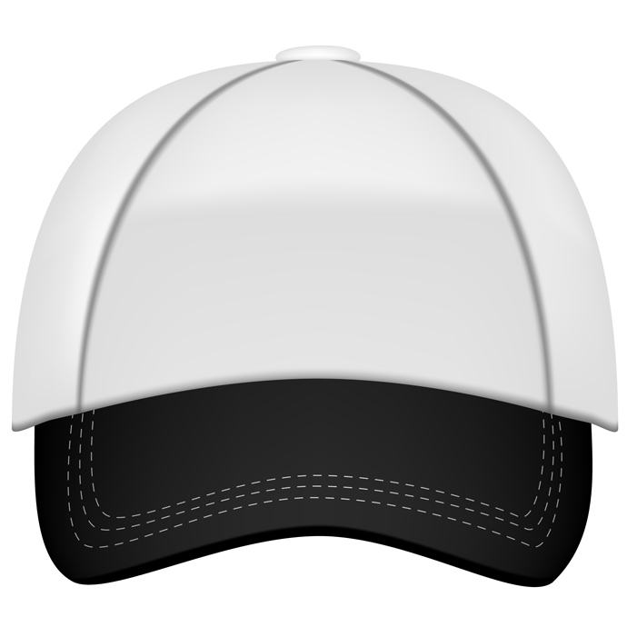 6 Baseball Cap Vector Images