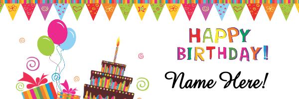13 happy birthday banner design images free happy birthday banner