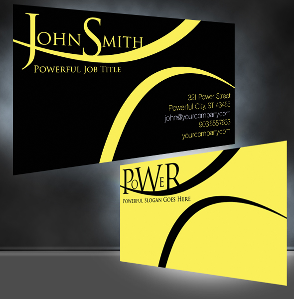 13 Business Card PSD Free Download Images