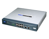 Cisco 8-Port Router