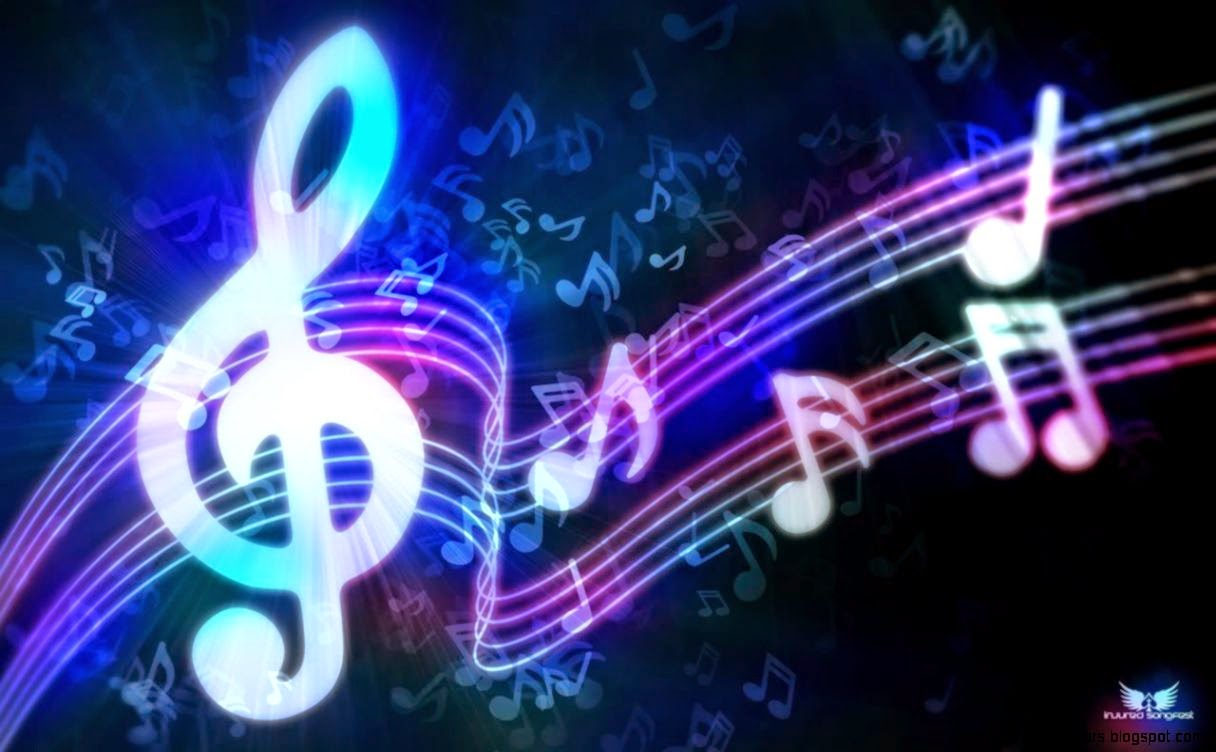 3d Colorful Music Notes Wallpaper: 11 3D Designs Cool Music Images