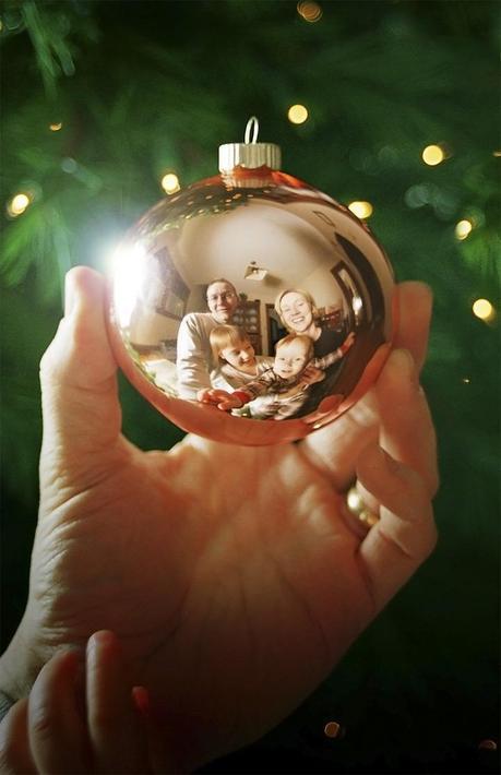Creative Family Christmas Card Ideas