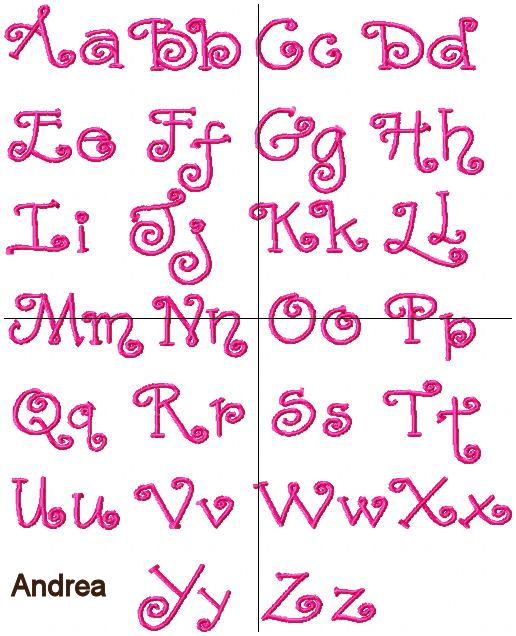 Girly fonts generator Cute font generator free