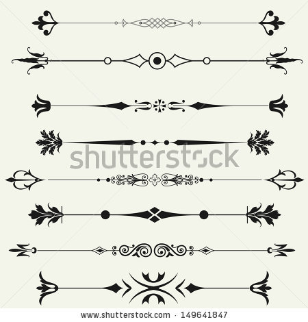 15 Simple Border Designs To Draw Images - How to Draw Easy ...