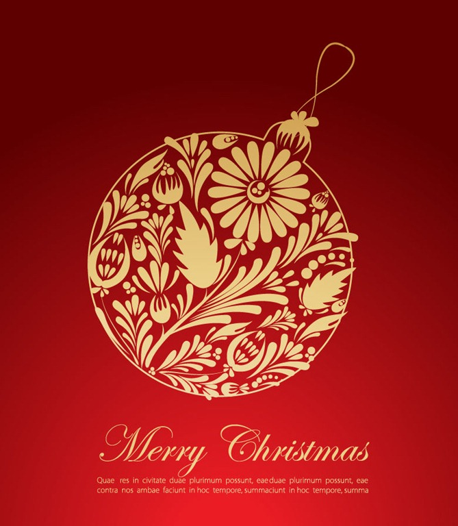 12 Free Christmas Card Graphics Images