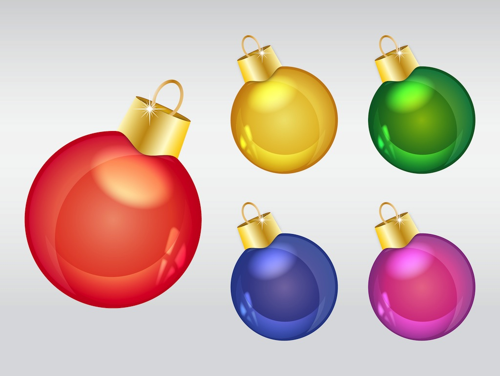 Free Christmas Ornaments