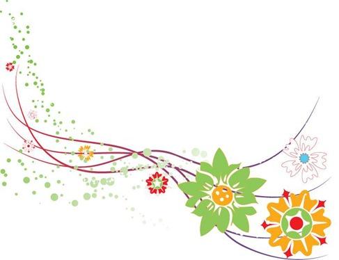 Free Graphic Flower Designs