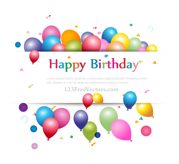 13 Happy Birthday Banner Design Images