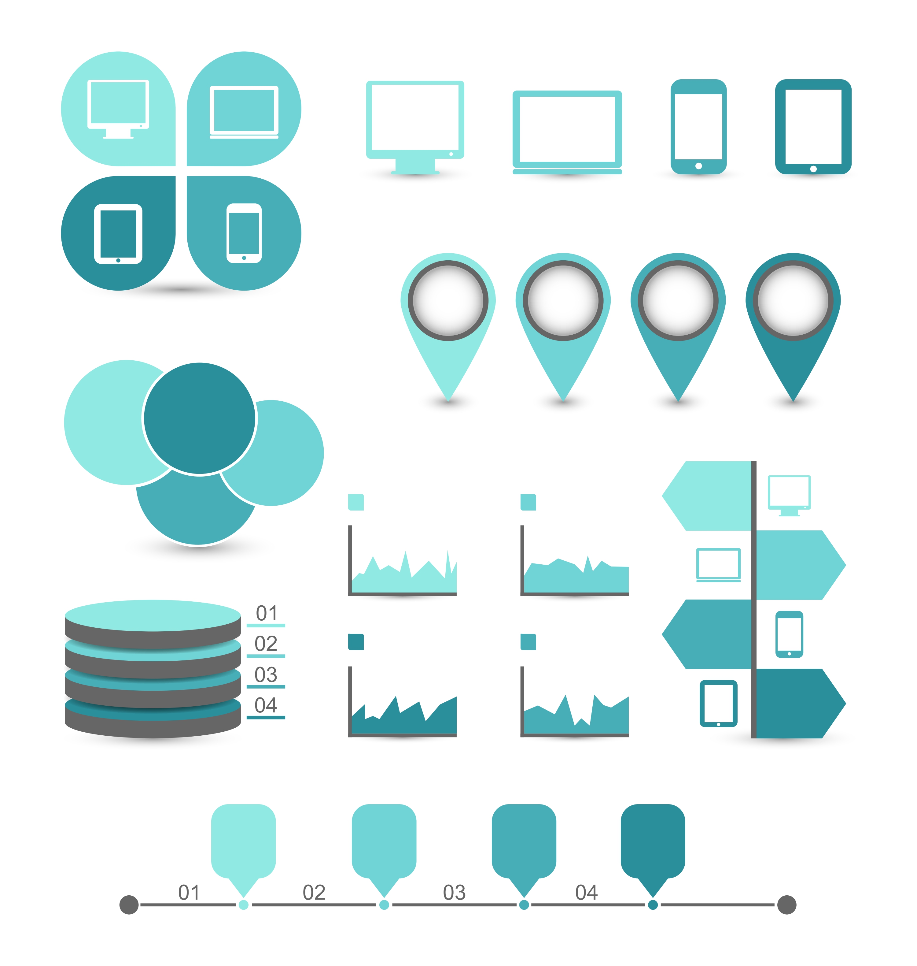 13 Free Infographic Design Images - Free Infographic ...