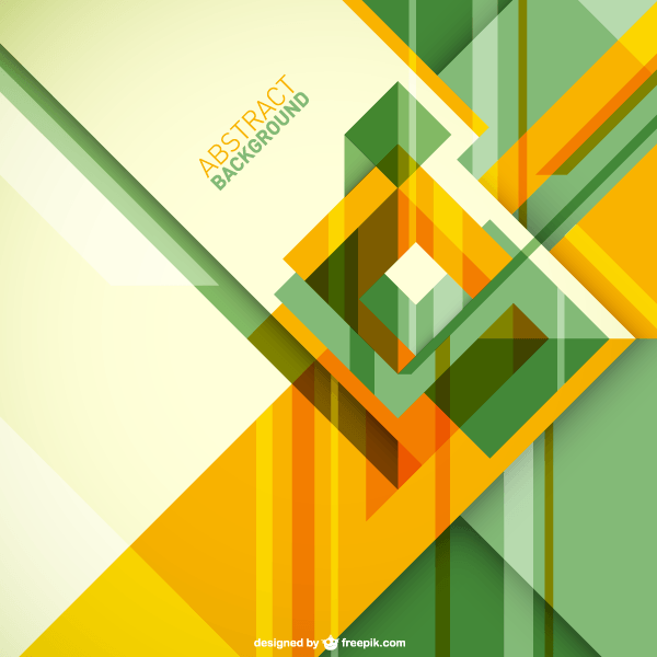 7 Best Vector Abstract Geometric Images