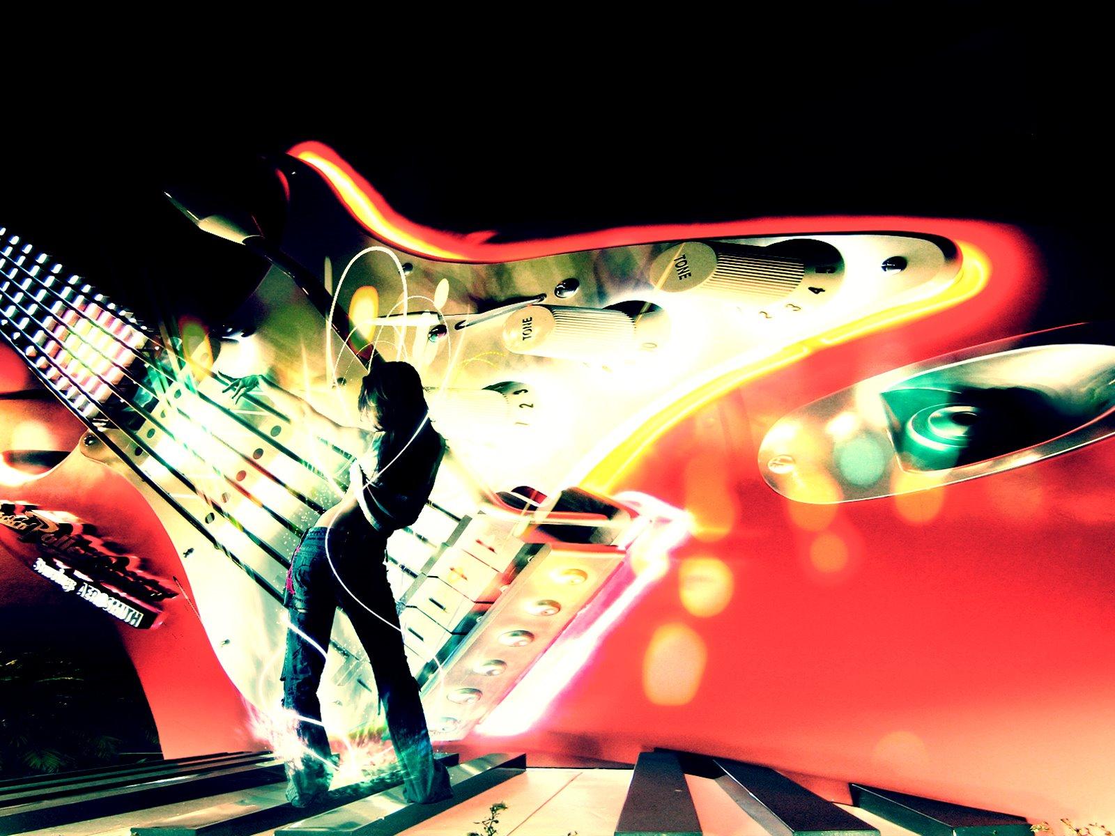 11 3D Designs Cool Music Images