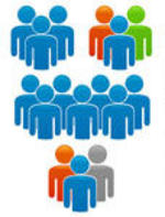 Group People Icon Clip Art