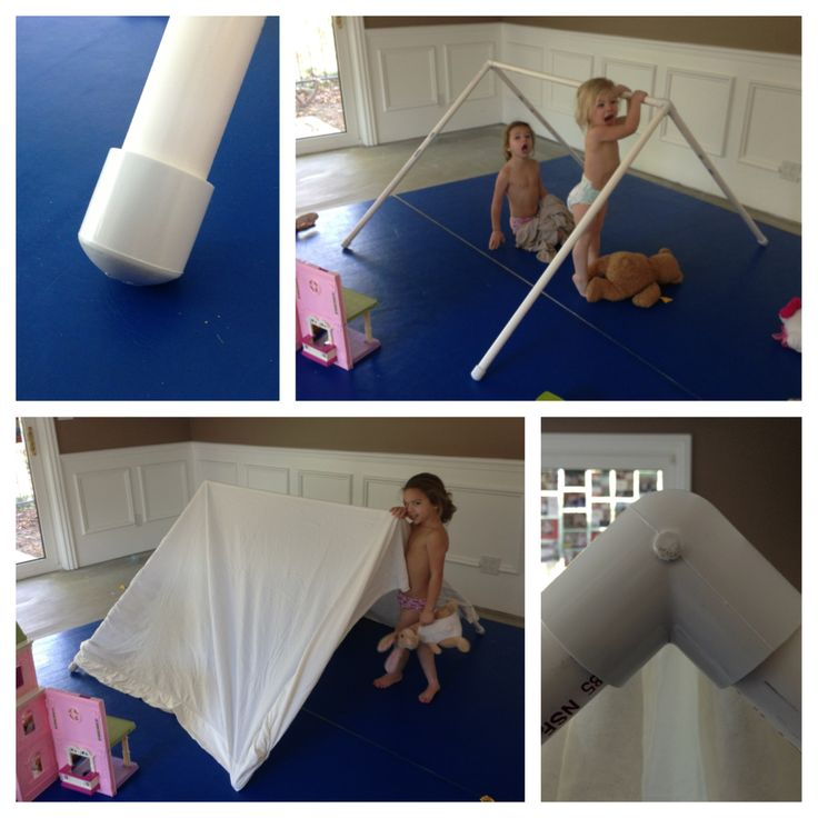16 pvc pipe tent designs images pvc pipe playhouse plans for Pvc playhouse kit