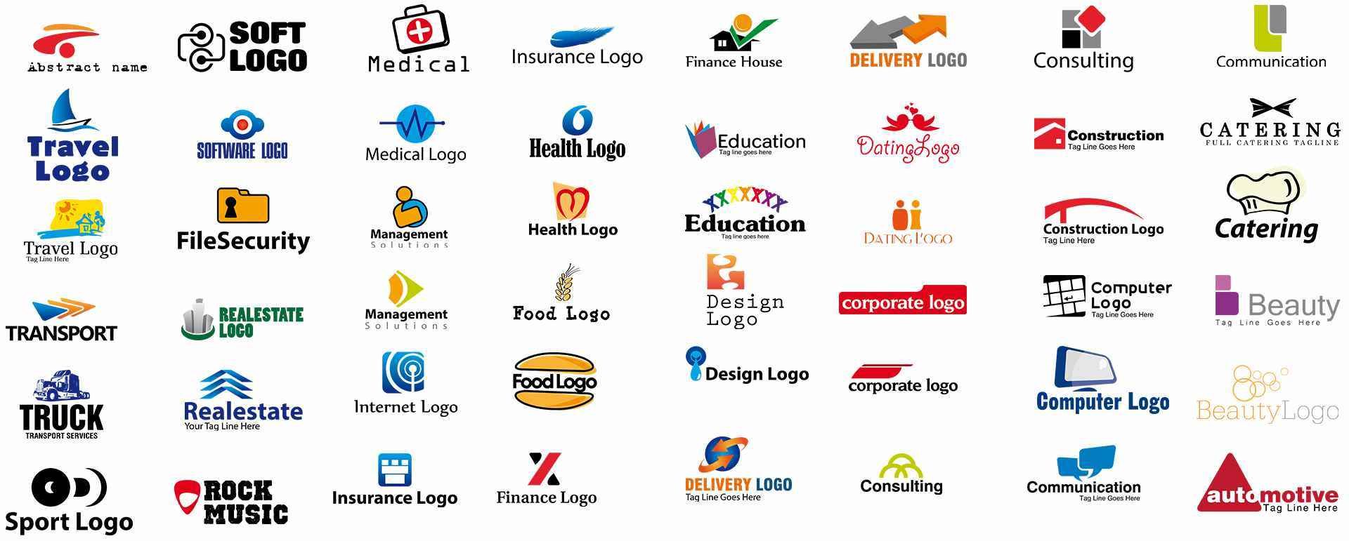 Samples Logo PSD Download Images Free PSD Logo Templates Logos - Free logo design templates psd download