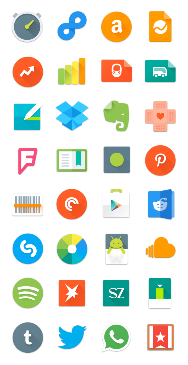 14 Android Lollipop Icons High Res Images