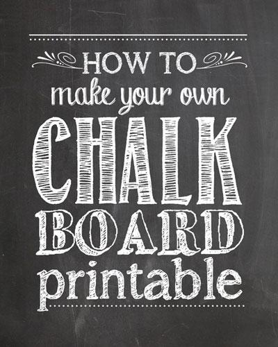 12 Chalkboard Font Generator Images