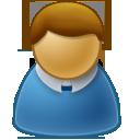 Male User Icon Transparent