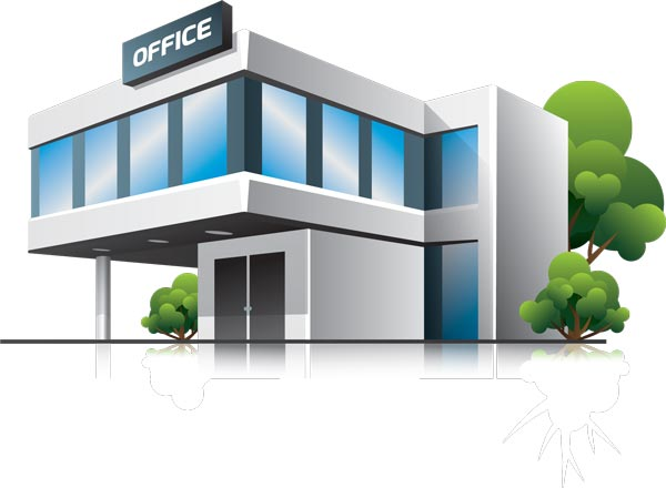 13 Vector Cartoon Office Images
