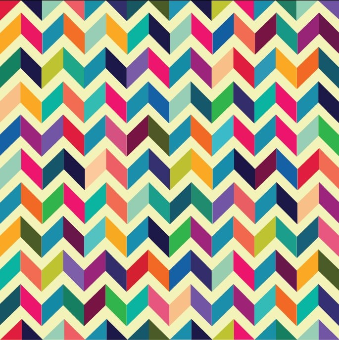 20 Colorful Designs And Patterns Images