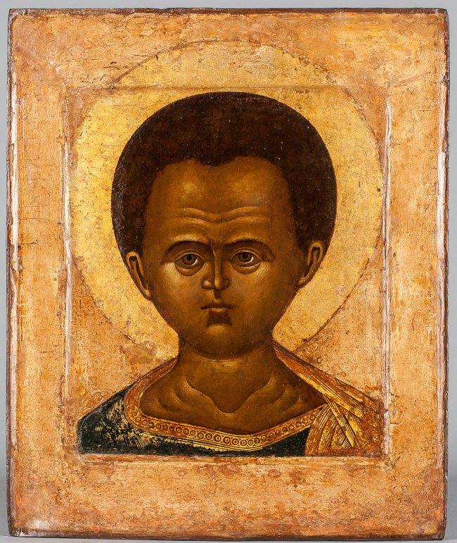 12 Russian Icon Christ Images