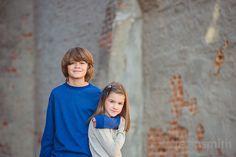 Sibling Photography Poses