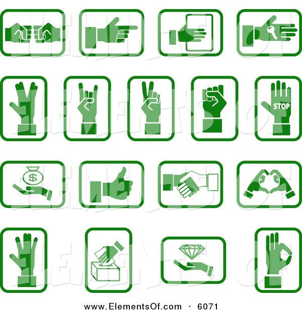 Sign Language Money