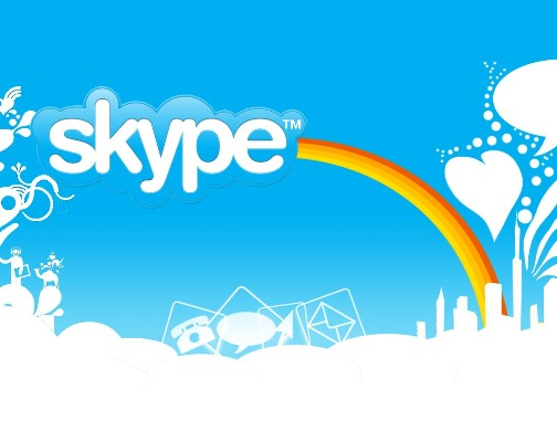 8 Rainbow Emoticon Skype Images