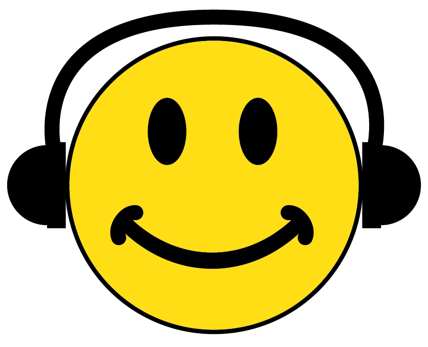 9 Emoticon Girl With Headphones Images