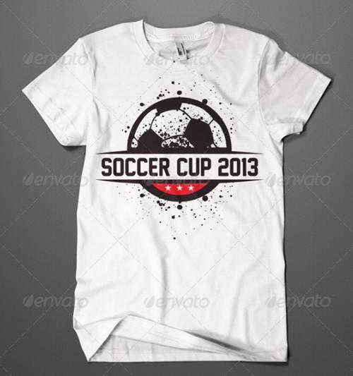 Sports T-Shirt Design Templates