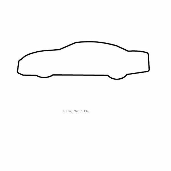 Stock Car Outline