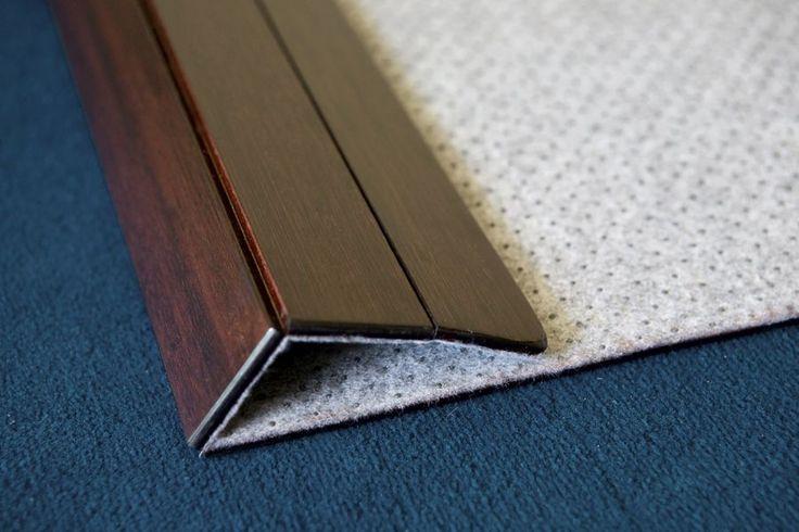 Studio Wood Floor Mat Roll Up