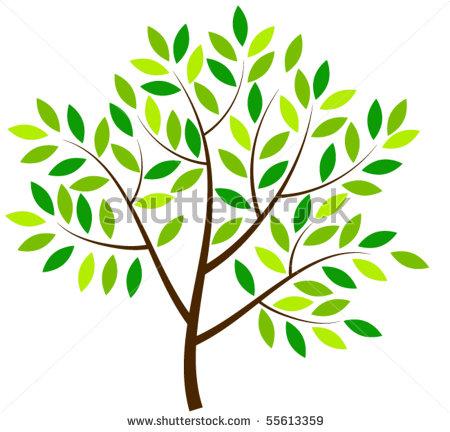 Summer Tree Clip Art