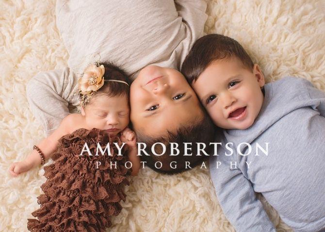 Teen Sibling Photography Idea