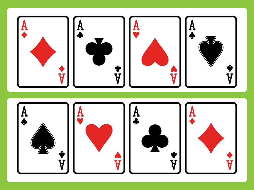 Vector Playing Card Clip Art