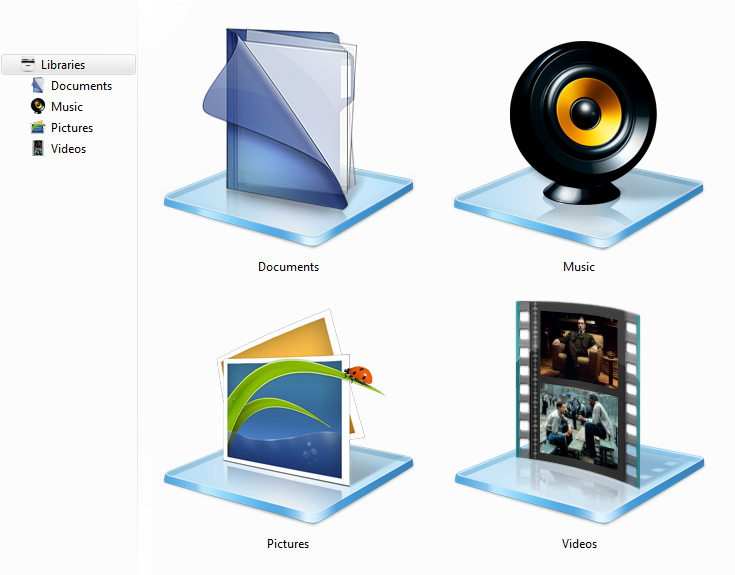 15 Windows Icon Library Images