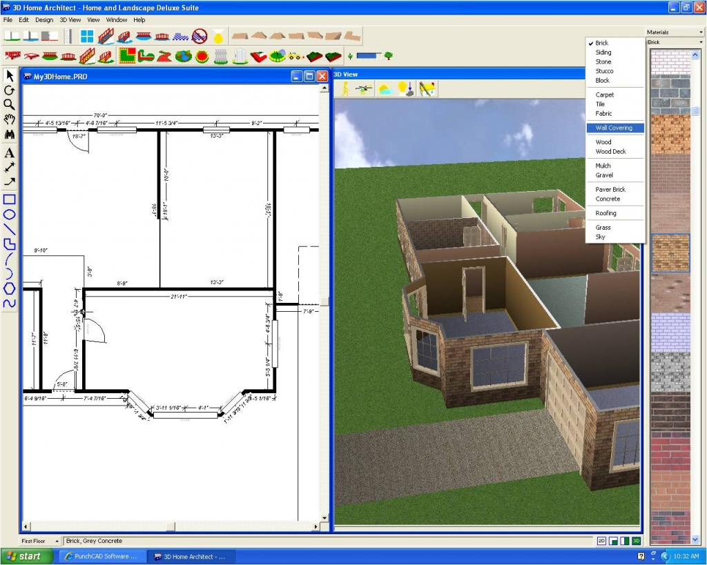 3d home architecture design software free download