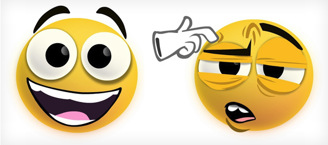 Animated Emotions Stickers