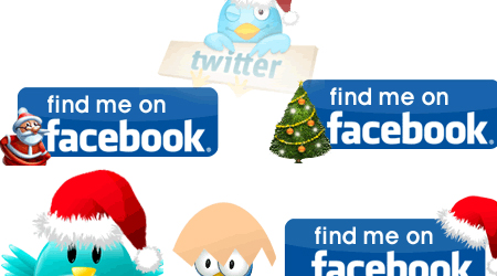 Animated Facebook Icon
