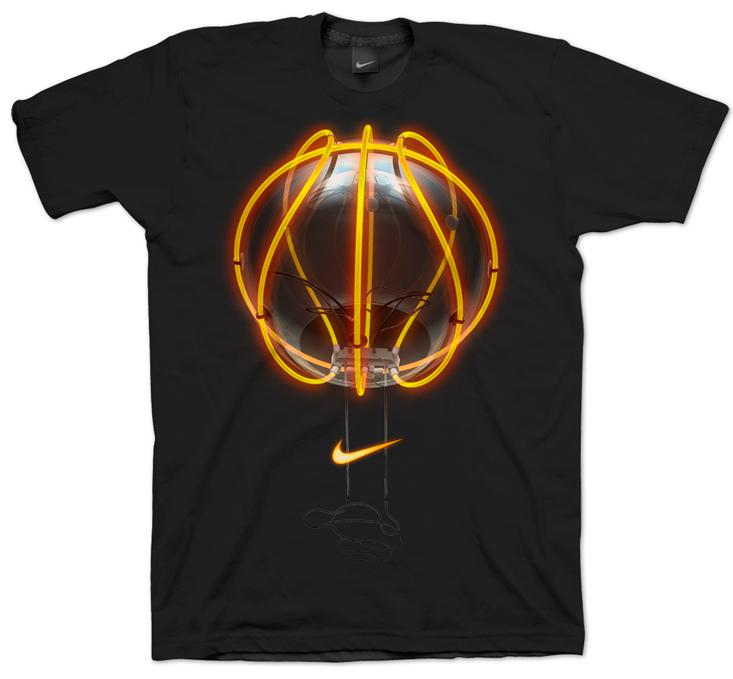 11 Nike Basketball T Shirt Designs Images Basketball T
