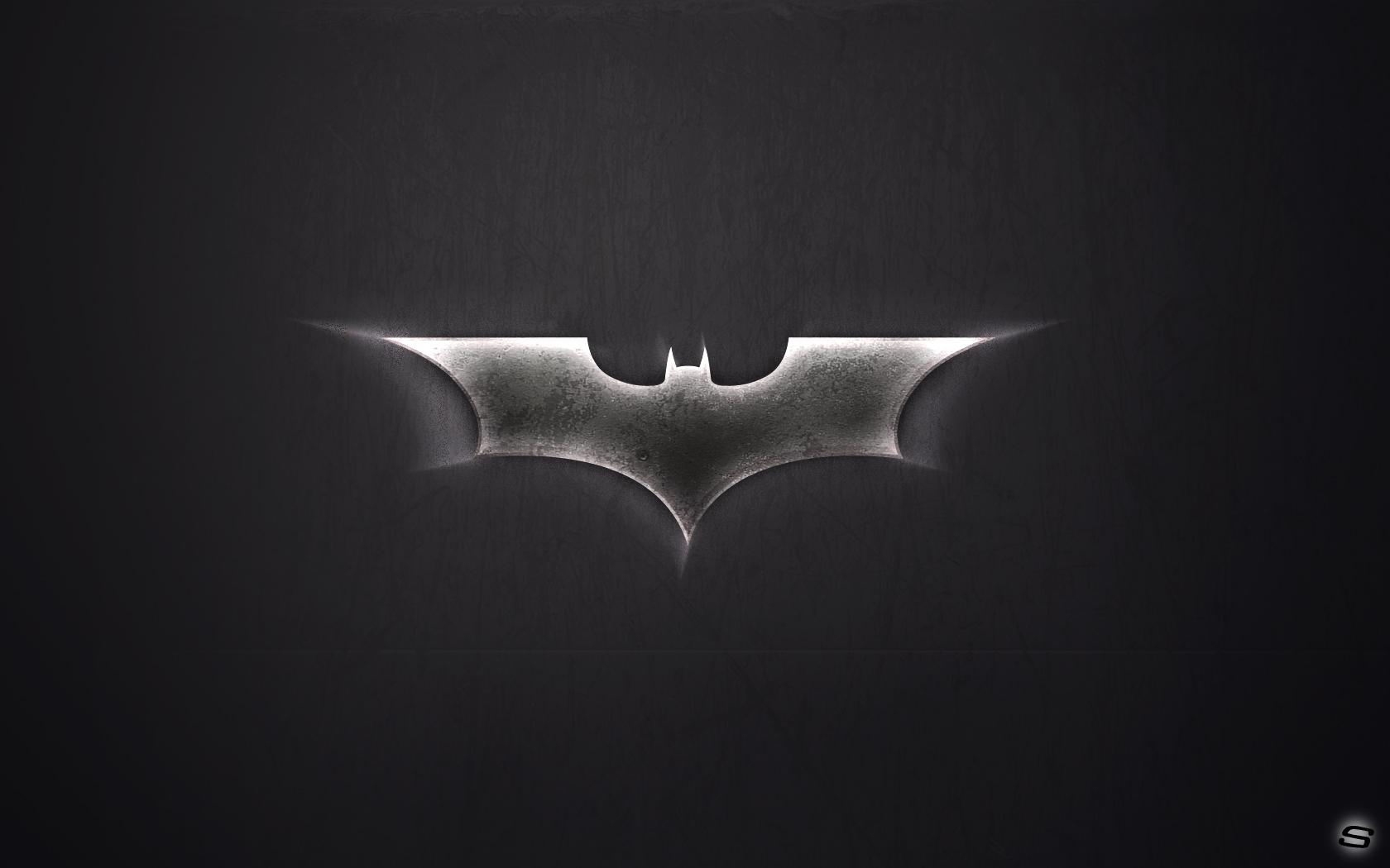 Batman Black Bat Logo