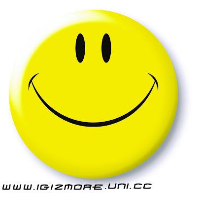 Big Smiley-Face Emoticon