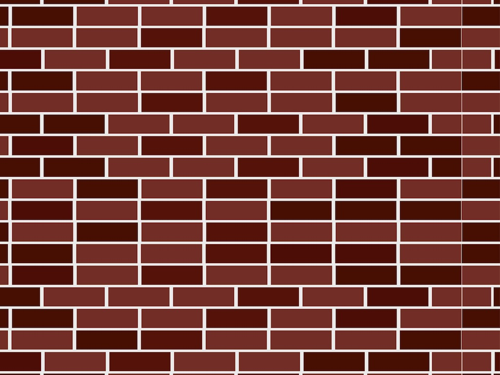 7 Brick Wall Vector Images