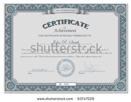 Certificate template psd free download 9 psd certificate template free images free clip art yelopaper Images