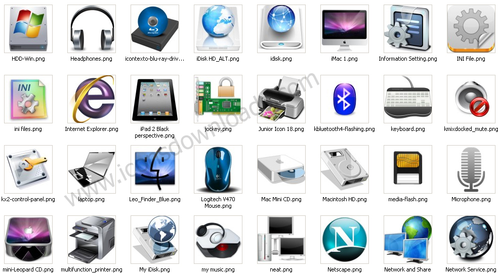 13 Computer Program Icons Images - Computer Software Icons ...