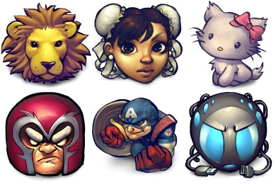 Cool Avatar Icons