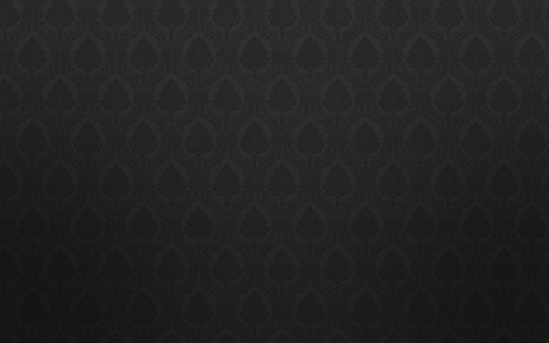 Cool Plain Black Wallpaper