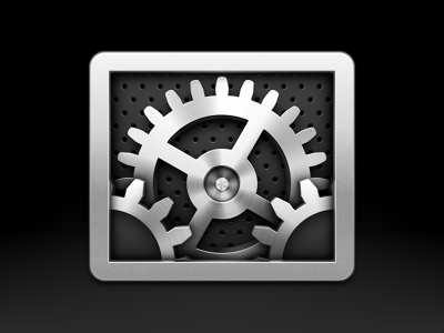 Cool System Preferences Icon