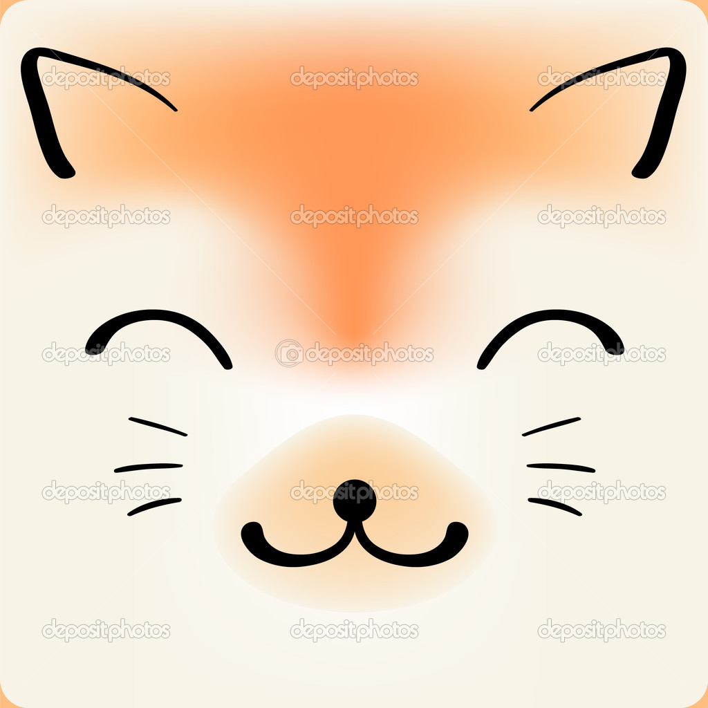 13 cute cat vector images cute cartoon cat vector cute